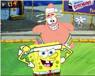 Bikini Bottom bust up játékok ingyen