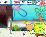 Sponge Bob trail of the snail ingyenes j�t�k