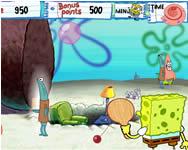 Sponge Bob trail of the snail ingyenes játék