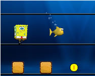 Spongyabob - Spongebob coin adventure