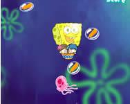 Spongebob balloon Spongyabob játékok ingyen