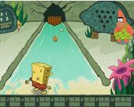 Spongebob bowling játékok ingyen