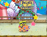 Spongebob carnival Spongyabob jtkok