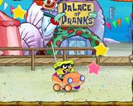 Spongebob carnival Spongyabob játékok