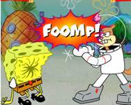 Spongebob kahrahtay ingyenes játék