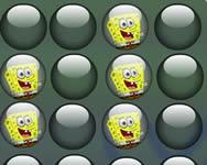 Spongebob memory balls Spongyabob játékok ingyen