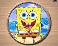 Spongebob pic tart online játék