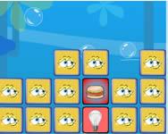 Spongebob pick the pairs Spongyabob játékok ingyen