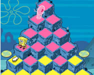 Spongebob pyramid peril online Spongyabob jtk