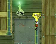 Spongebob ship chouls Spongyabob játékok