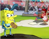 Spongebob slammin sluggers ingyenes játék