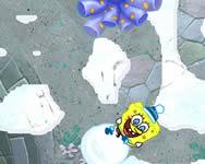 Spongebob snowpants online Spongyabob játék