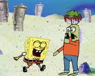 Spongebob stinky swagger Spongyabob játékok