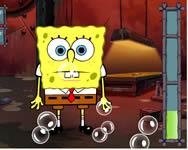 Spongebobs bubble bustin ingyenes játék