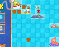 Spongeseek játékok ingyen