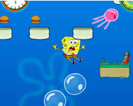 Spongyabob hooked on you Spongyabob j�t�kok