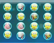 Twisting puzzle spongebob játék